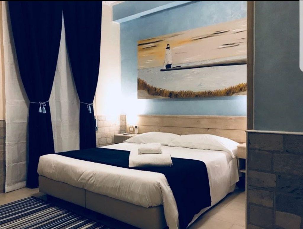 Camera Matrimoniale Per Uso Singolo.Camere Fiumicino Airport B B Deluxe